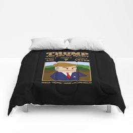 Trump - The Art of Deceit Comforters