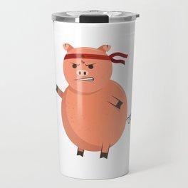 Pork Chop Travel Mug