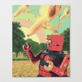 Mañana Canvas Print