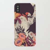 arya stark iPhone & iPod Cases featuring Harbors & G ambits by Teagan White
