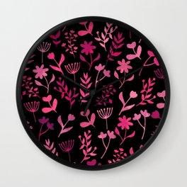 Lovely Pattern XV Wall Clock
