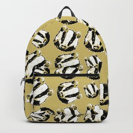Magic cute Badger Backpack