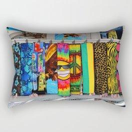A Tidewater Morning Rectangular Pillow