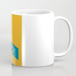 Do You Feel the Thunder? (Orange) Coffee Mug