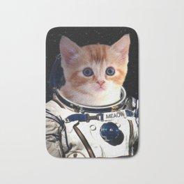 Astronaut Cat #1 Bath Mat