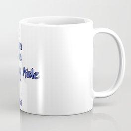 Love The Laundry Aisle Smells So Good Coffee Mug