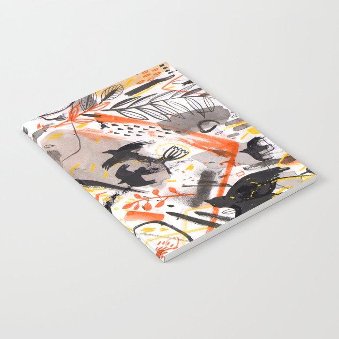 Pattern 15 Notebook