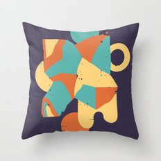 Lifeform #2 Throw Pillow
