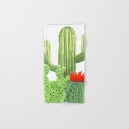 Perfect Cactus Bunch Hand & Bath Towel
