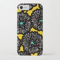 indigo iPhone & iPod Cases featuring Indigo by Simi Design