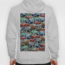 Classic Cars (K.T.B.) Hoody