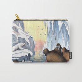 Polar Convention Carry-All Pouch