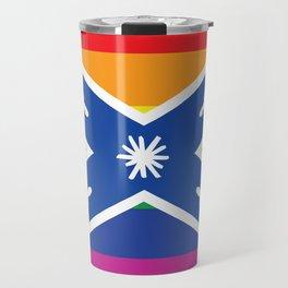 Gay Confederacy Travel Mug