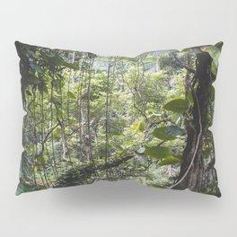 Hidden Jungle River Pillow Sham