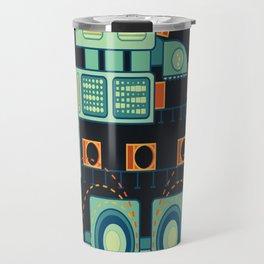 Word Machine Travel Mug