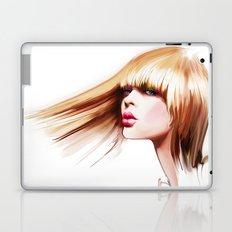hairdress Laptop & iPad Skin