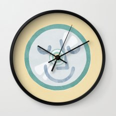 Sweet Mix Wall Clock