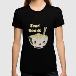 Send Noods Japanese Ramen Noodles Vintage T-Shirt