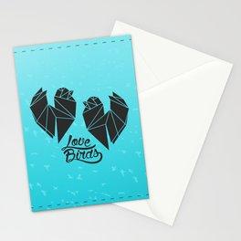 Tiny Little Love Birds Stationery Cards