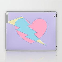 Pastel 90s Heart Laptop & iPad Skin
