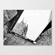 . . . elpmeT Canvas Print