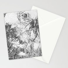 abstract nature Stationery Cards
