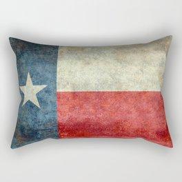 Texas flag Rectangular Pillow
