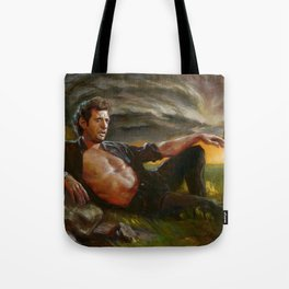 Ian Malcolm: From Chaos Tote Bag