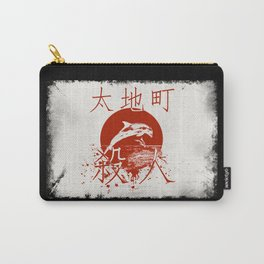 Taiji Murder Carry-All Pouch
