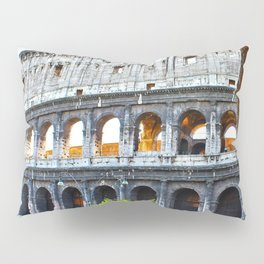 Roman Coloseum Pillow Sham