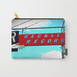 Reckless Records ~ chicago sign Carry-All Pouch
