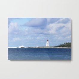 Bahamas Cruise Series 124 Metal Print