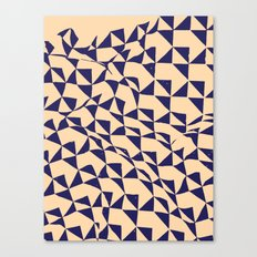 Mill Cream — Matthew Korbel-Bowers Canvas Print