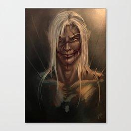 Cairaha Spirit of Death Canvas Print