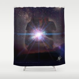 The Power Within Us Shower Curtain