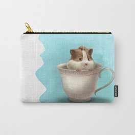hamster in the cup Carry-All Pouch