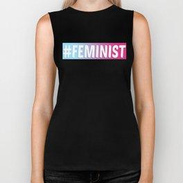 #FEMINIST Biker Tank