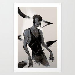Subspace I Art Print