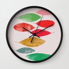 float 1 Wall Clock