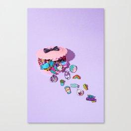 Treasure Trove Canvas Print