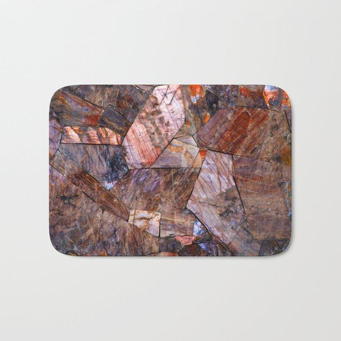 Labradorite Bath Mat