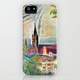 Fall Mainz Cathedral iPhone Case