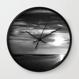 Divergent Paths Wall Clock