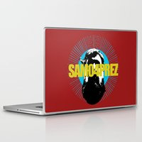 shameless Laptop & iPad Skins featuring Logo by SAMO4PREZ