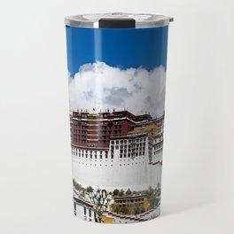 Potala palace in Lhasa - Tibet Travel Mug