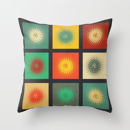 Textures/Abstract 90 Throw Pillow