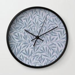 "William Morris ""Willow"" 4. Wall Clock"