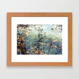 Calm after Storm Framed Art Print