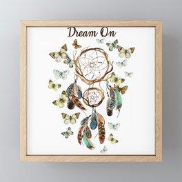 Dream On Framed Mini Art Print