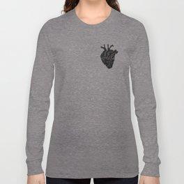 Black Heart II Long Sleeve T-shirt